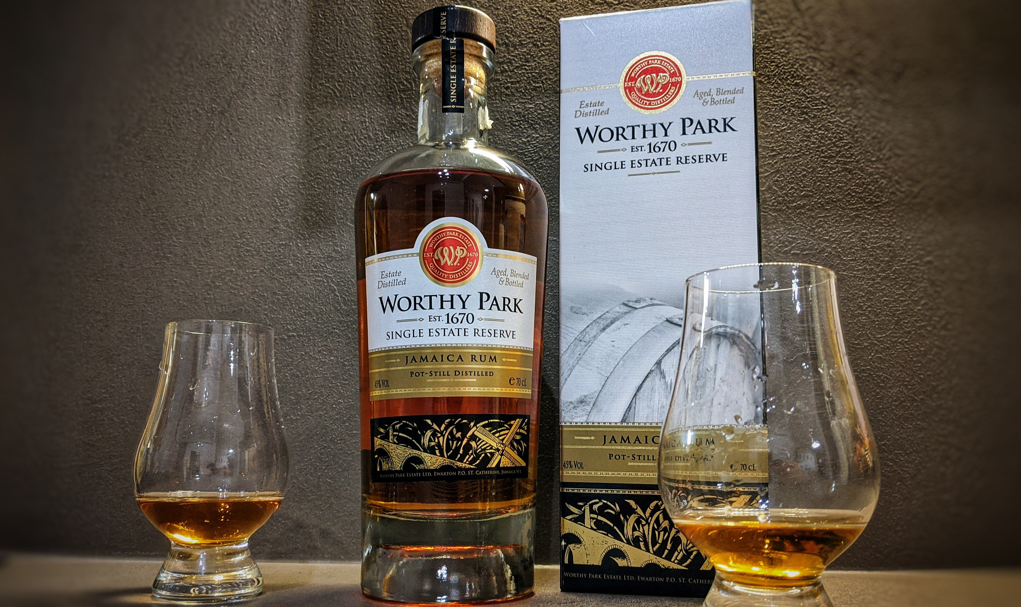 Worthy Park Single Estate Reserve